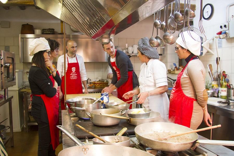 Regala lezione o corso di cucina toscana gift voucher per corsi di cucina a cortona - Corso cucina firenze ...