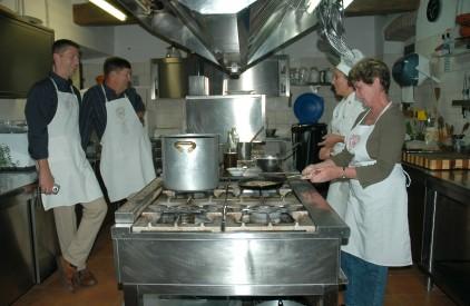 Corso di cucina toscana in 4 lezioni